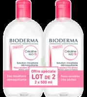 Crealine Ts H2o Solution Micellaire Sans Parfum Nettoyante Apaisante 2fl/500ml à Serris