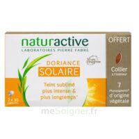Naturactive Doriance Solaire 2x30 Capsules + 1 Collier Offert à Serris