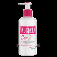Saugella Girl Savon Liquide Hygiène Intime Fl Pompe/200ml à Serris