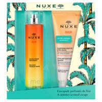 Nuxe Sun Eau Délicieuse Parfumante 100ml+shampoing Douche à Serris