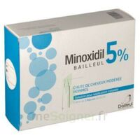 Minoxidil Bailleul 5 % Solution Pour Application Cutanée 3 Fl/60ml à Serris