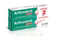 Pierre Fabre Oral Care Arthrodont Dentifrice Classic Lot De 2 75ml à Serris