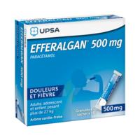 Efferalgan 500 Mg Glé En Sachet Sach/16 à Serris