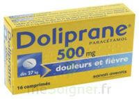 Doliprane 500 Mg Comprimés 2plq/8 (16) à Serris