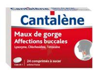 Cantalene, Comprimé à Sucer à Serris