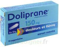 Doliprane 150 Mg Suppositoires 2plq/5 (10) à Serris