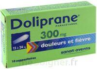Doliprane 300 Mg Suppositoires 2plq/5 (10) à Serris