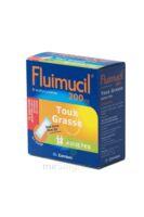 Fluimucil Expectorant Acetylcysteine 200 Mg Adultes Sans Sucre, Granulés Pour Solution Buvable En Sachet édulcorés à L'aspartam Et Au Sorbitol à Serris