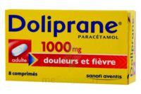 Doliprane 1000 Mg Comprimés Plq/8 à Serris