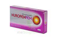 Nurofenfem 400 Mg, Comprimé Pelliculé à Serris
