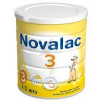 Novalac 3 Lait De Croissance B/800g à Serris