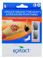 Orthese Corrective Double Epitact A L'epithelium Flex +26 Taille S Pied Gauche à Serris