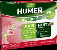 Humer Nez/gorge Jour&nuit 15 Comprimés à Serris