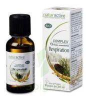 Naturactive Respiration Complex Huiles Essentielles Bio 30ml à Serris