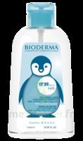Abcderm H2o Solution Sans Rinçage Nettoyante Bébé Fl Pompe/1l à Serris