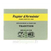 Papier D'arménie Traditionnel Feuille Triple à Serris