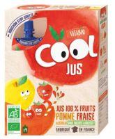 Vitabio Cool Jus Pomme De France Fraise à Serris