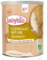 Babybio 3 Céréales Nature à Serris