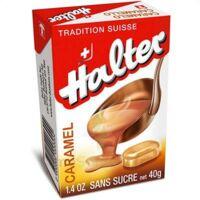 Halter Bonbons Sans Sucre Caramel à Serris
