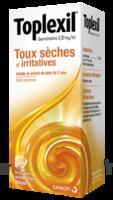 Toplexil 0,33 Mg/ml, Sirop 150ml à Serris