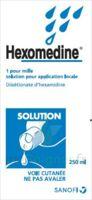 Hexomedine 1 Pour Mille S Appl Loc Fl/250ml à Serris