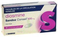 Diosmine Sandoz Conseil 600 Mg, Comprimé Pelliculé à Serris
