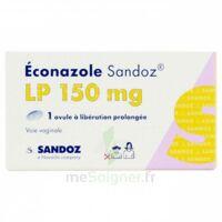 Econazole Sandoz L.p. 150 Mg, Ovule à Libération Prolongée à Serris