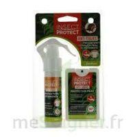 Insect Protect Spray Peau + Spray VÊtements Fl/18ml+fl/50ml à Serris