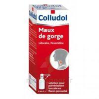 Colludol Solution Pour Pulvérisation Buccale En Flacon Pressurisé Fl/30 Ml + Embout Buccal à Serris