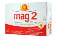 Mag 2 122 Mg S Buv En Ampoule Sans Sucre édulcoré à La Saccharine Sodique 30amp/10ml à Serris