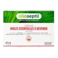 Olioseptil - Capsules Huiles Essentielles à Respirer - Nez Dégagé à Serris