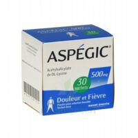 Aspegic 500 Mg, Poudre Pour Solution Buvable En Sachet-dose 30 à Serris