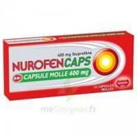 Nurofencaps 400 Mg Caps Molle Plq/10 à Serris