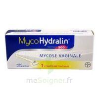 Mycohydralin 500 Mg, Comprimé Vaginal à Serris