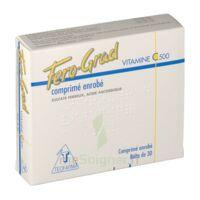 Fero-grad Vitamine C 500, Comprimé Enrobé à Serris