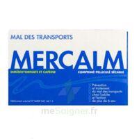 Mercalm, Comprimé Pelliculé Sécable à Serris