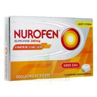 Nurofen 200 Mg, Comprimé Orodispersible à Serris