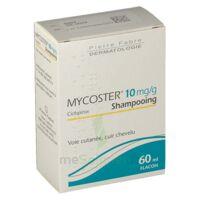 Mycoster 10 Mg/g Shampooing Fl/60ml à Serris