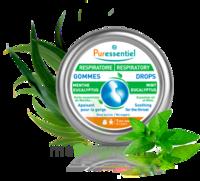 Puressentiel Respiratoire Gommes Menthe-eucalyptus Respiratoire - 45 G à Serris