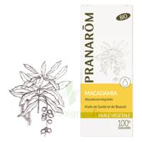 Pranarom Huile Végétale Bio Macadamia 50ml à Serris
