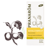 Pranarom Huile Végétale Bio Noyau Abricot 50ml à Serris