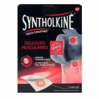 Syntholkine Patch Petit Format, Bt 2 à Serris