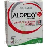 Alopexy 50 Mg/ml S Appl Cut 3fl/60ml à Serris
