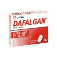 Dafalgan 1000 Mg Comprimés Pelliculés Plq/8 à Serris