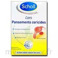 Scholl Pansements Coricides Cors à Serris