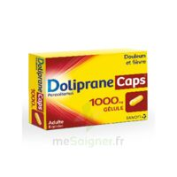 Dolipranecaps 1000 Mg Gélules Plq/8 à Serris