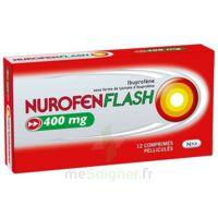 Nurofenflash 400 Mg Comprimés Pelliculés Plq/12 à Serris