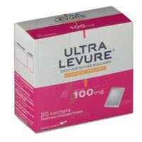 Ultra-levure 100 Mg Poudre Pour Suspension Buvable En Sachet B/20 à Serris