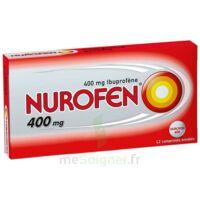 Nurofen 400 Mg Comprimés Enrobés Plq/12 à Serris