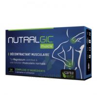 Nutralgic Muscle Comprimés Décontractant Musculaire B/14 à Serris